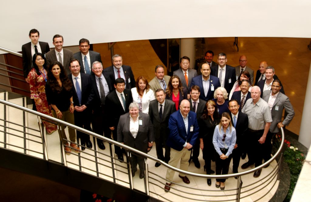 WCO Brussels Event 2016 Group Picture