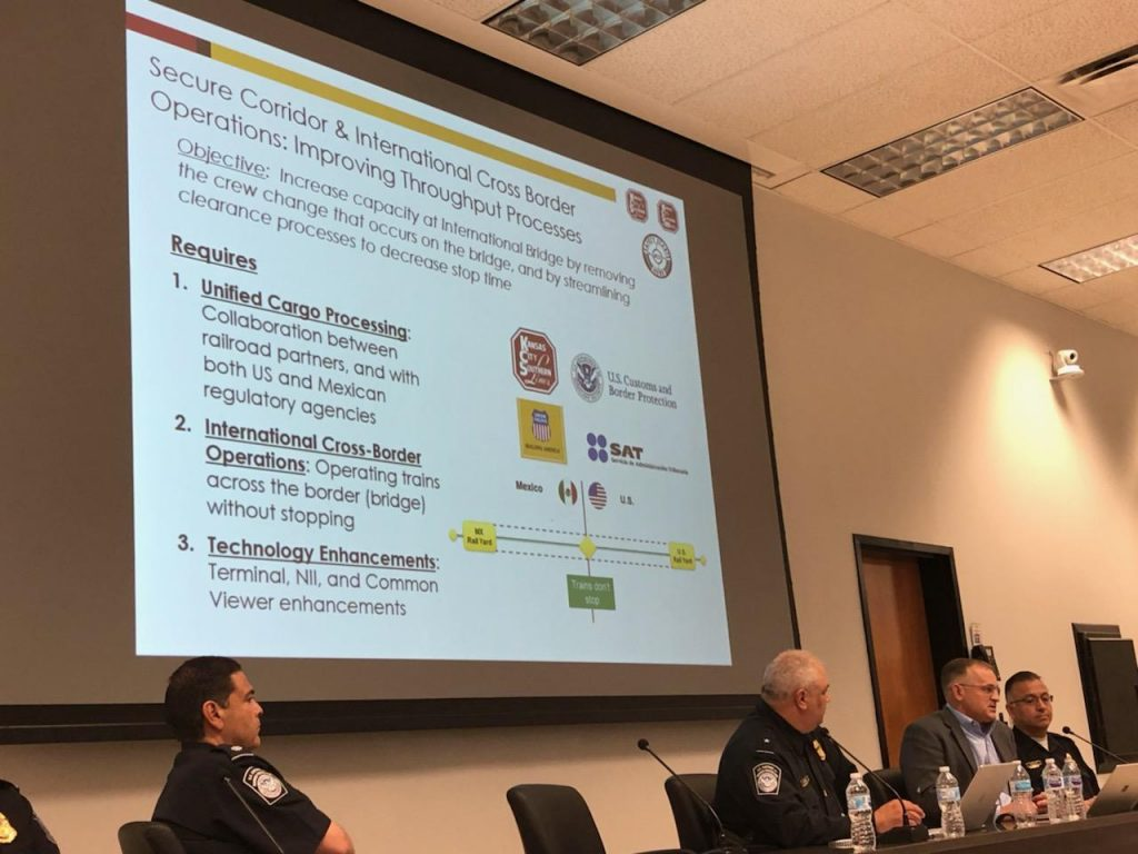 CBP Officials, Industry Advisory Group Discuss Trade